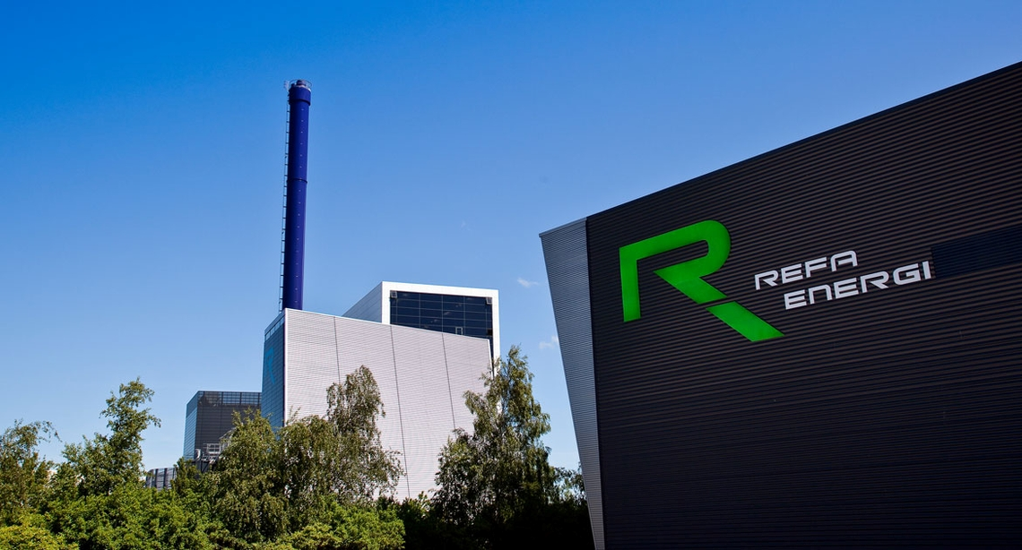 REFA's plants and facilities